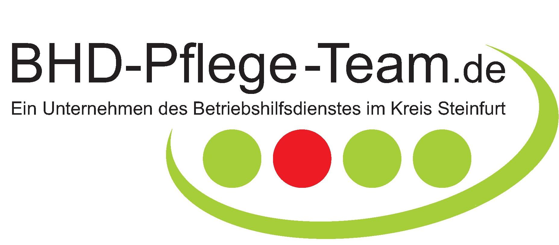 BHD-Pflegedienst-Logo